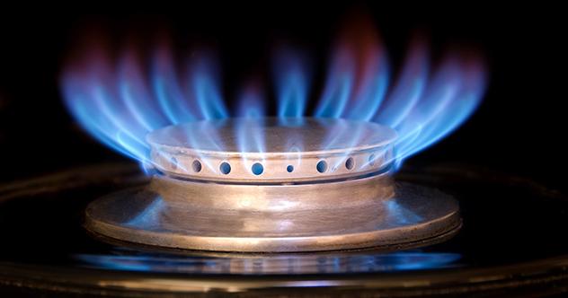 Gasversorgung Ismaning